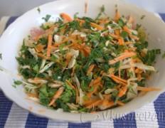 Салат из крапивы рецепт с фото весенний