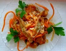 Как приготовить хе из рыбы по корейски рецепт с фото