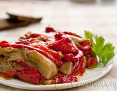 Баклажаны рецепты на закуску, на обед, на зиму…