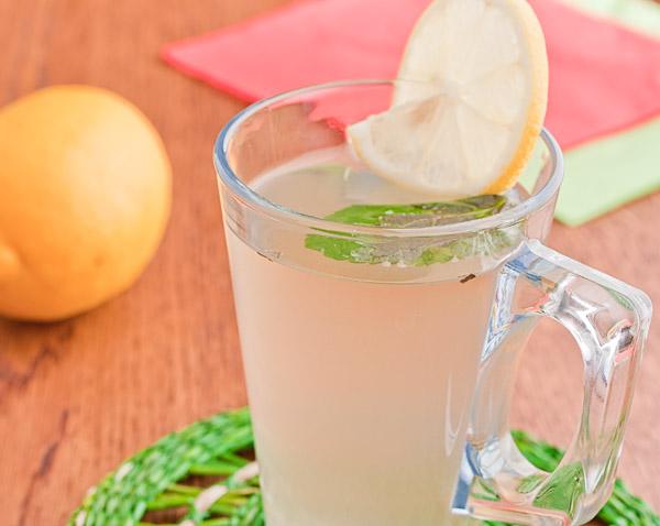 Имбирный чай при простуде рецепт с фото