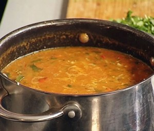 суп харира