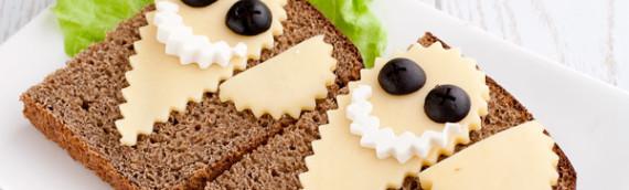 Веселые детские бутерброды рецепты с фото