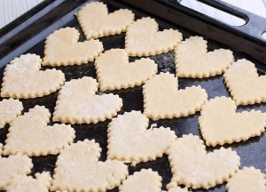 простой рецепт для печенья в духовке
