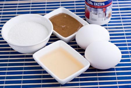ингредиенты для майонеза