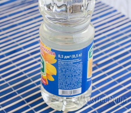 масло дезодорированное