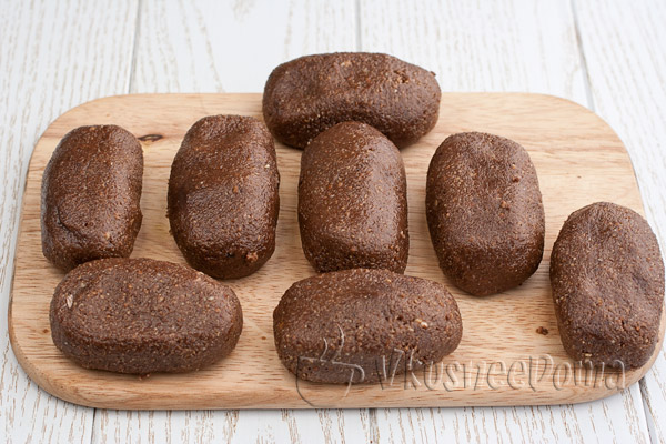 формируем картошку
