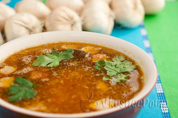 гороховый суп рецепт с копченостями