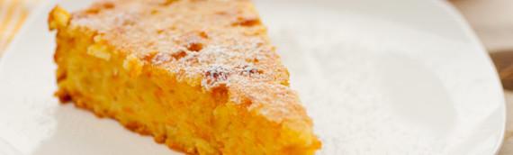 Популярнейший тыквенный пирог рецепт с фото