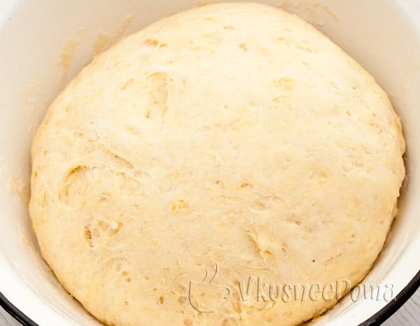 Пампушки на воде с чесноком рецепт пошагово