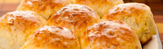 Пампушки с чесноком к борщу рецепт с фото пошагово