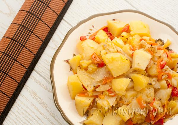 Рецепт простого и вкусного пирога с абрикосами