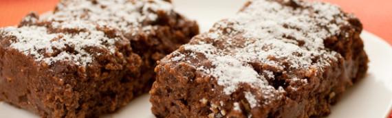 Шоколадный торт без выпечки «Минутка»
