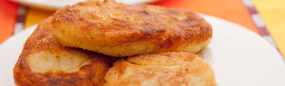 Картофельные зразы с сыром рецепт с фото