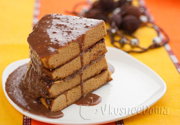 торт шишка рецепт с фото пошагово