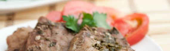 Мясо типа Клефтико рецепт из свинины