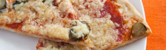 Рецепт простой пиццы с фото от холостяка
