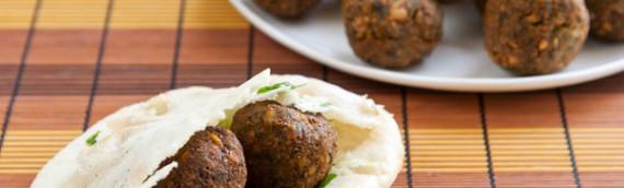 Израильский фалафель рецепт с фото
