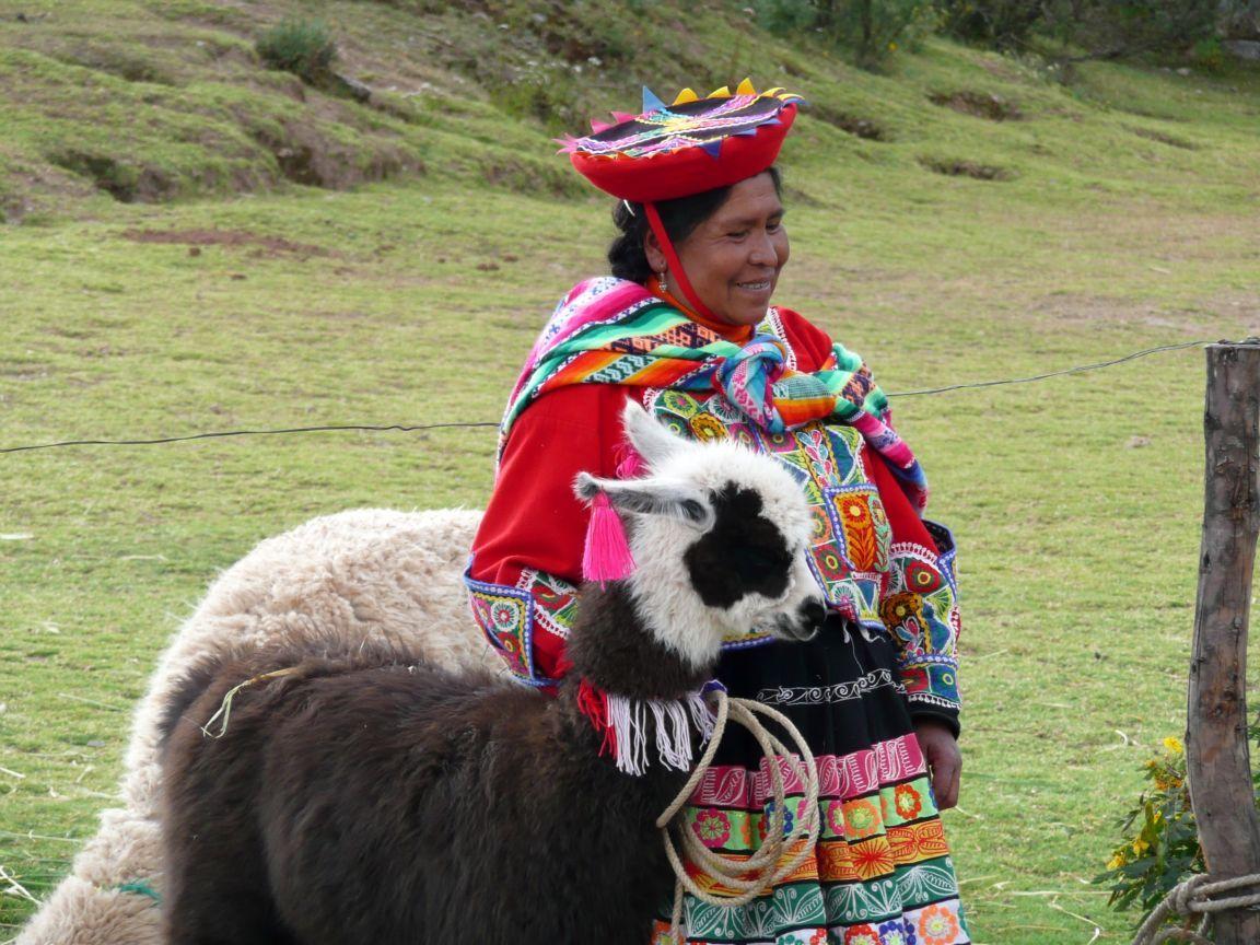 перуанская одежда