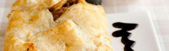 Мясной пирог «Биф Веллингтон» (рецепт самый простой)