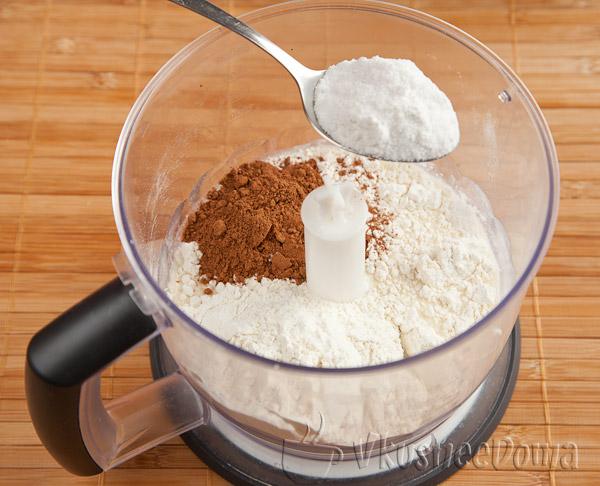+ сахарную пудру