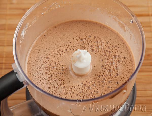смесь для жарки шоколадных блинов
