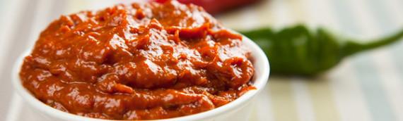 Матбуха (марокканский томатный соус) — рецепт с фото