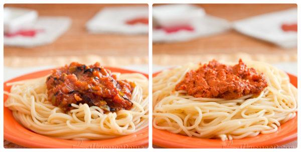 соус для спагетти из свежих помидор