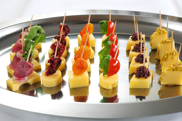 33 for Canape menu ideas