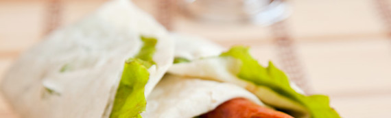 Большой лаваш с начинкой рецепты с фото простые