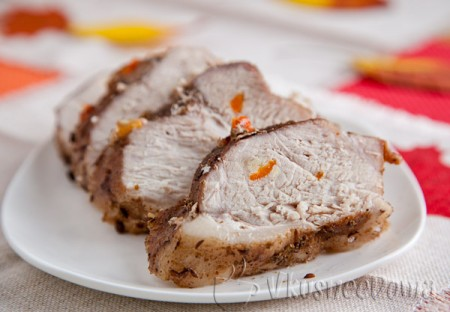 Сочная свинина в духовке рецепт с фото