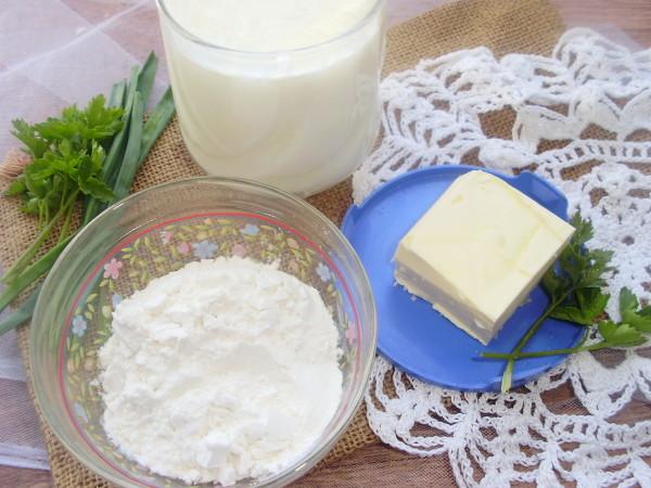 ингредиенты для соуса