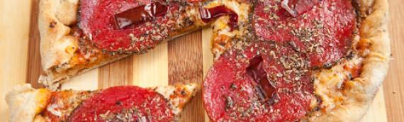Пицца Пепперони рецепт в домашних условиях