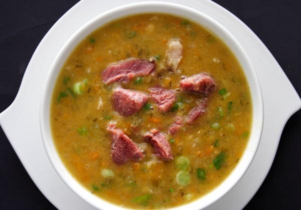 Гороховый суп как варить