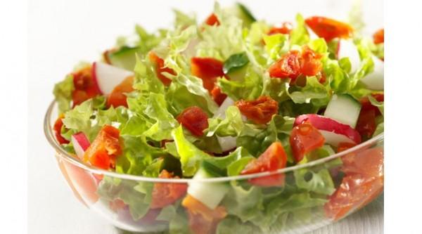 простые рецепты салатов