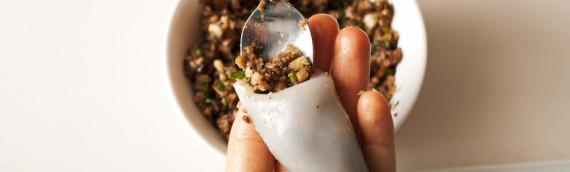 Кальмары фаршированные рецепты приготовления с фото