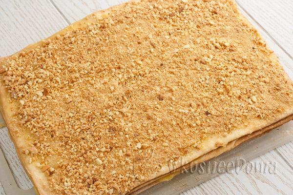 Торт Наполеон рецепт с фото классический