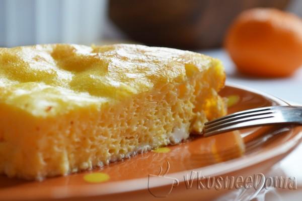 Омлет в духовке рецепт с фото