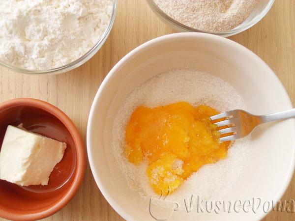 печенье из тыквы рецепты с фото