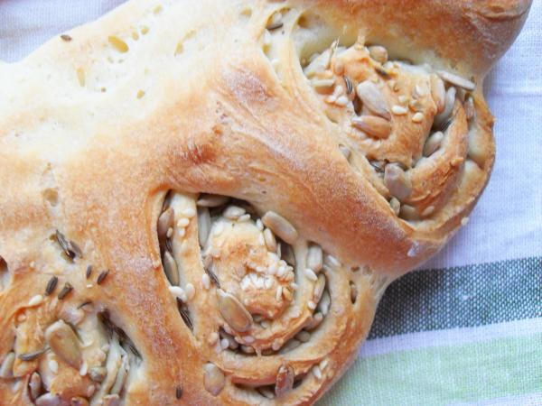 хлеб рецепт праздничный