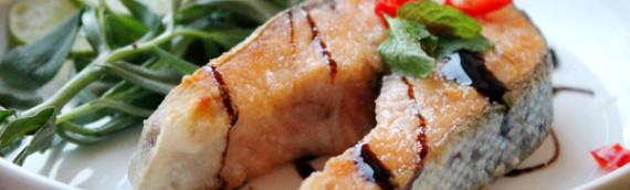 Как приготовить лосось? — рецепт с фото