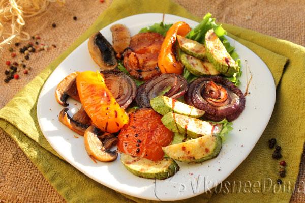 Рецепты магги на второе жюльен с грибами