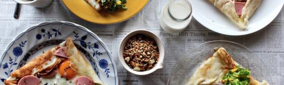 Бородинский французский быстрый завтрак рецепт с фото