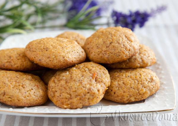 печенье из тыквы с имбирем