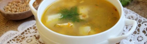 Гречневый суп рецепт с фото