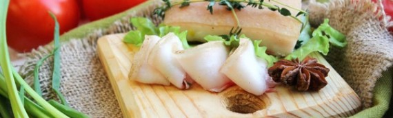 Наше сало — соленое сало рецепт с фото