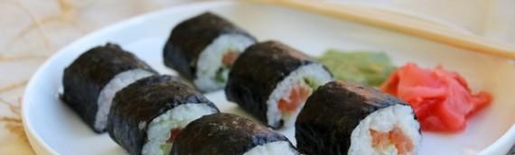 Маки — суши дома рецепт пошаговый