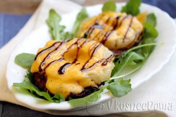 вкуснейшее мясо с ананасами рецепт
