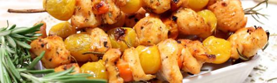 Популярнейший рецепт шашлык в духовке