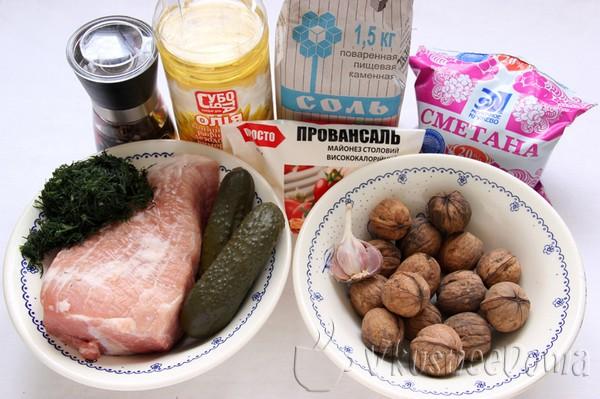Как приготовить свинину в духовке по-барски