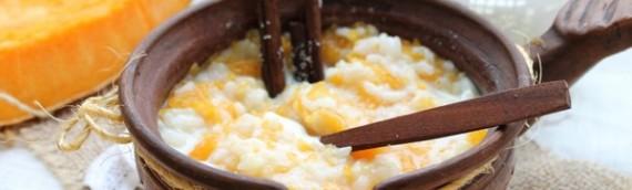 Тыквенная каша рецепт на молоке